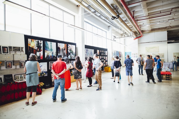 Jasa desain booth pameran