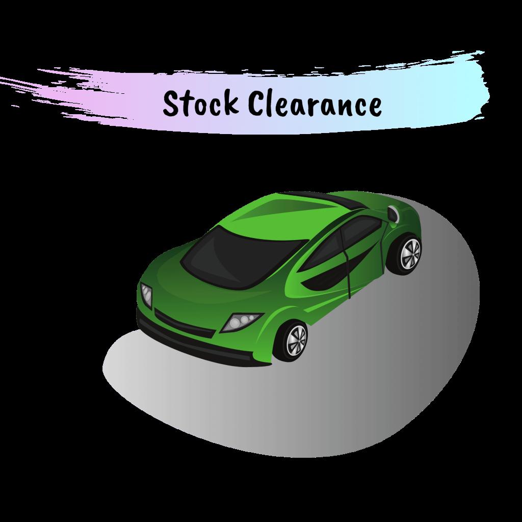 stock clearance seva mobil bekas