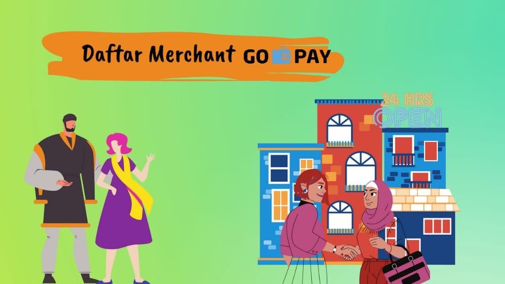 daftar merchant gopay