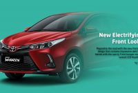 toyot new yaris 2020