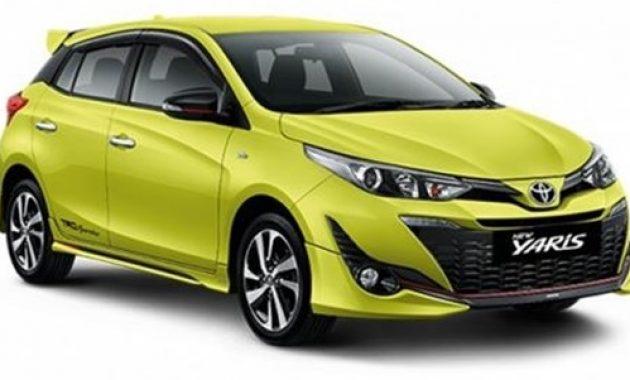 Toyota New Yaris 2020