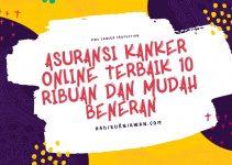 asuransi kanker online